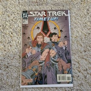 Star trek times up ! 57 comic book